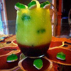SWAMP HOPPER! For the recipe, visit us here: www.TipsyBartender.com