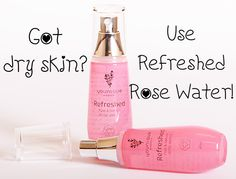 Don't you just hate the dry winter skin? I know I do! Spritz some Refreshed Rose Water onto your skin and Voila! No more tight feeling! It's also amazing when you spritz some Rose Water with a little mineral pigment to make your eyes POP! www.FabuliciousLashes.com #younique #nomorewinterdryskin #dryskin #rosewater #pink #skincare #makeup #loveyourface #makeupaddict #toner #beauty #love