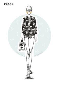 Art and Fashion Illustrations
