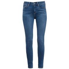 PAIGE DENIM Tristan Ultra Skinny Jeans found on Polyvore
