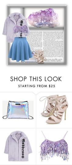 """Untitled #599"" by teardropgirl ❤ liked on Polyvore featuring Carvela, Hyein Seo and Ashish"