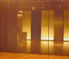 サントリー美術館 - 無双格子