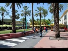 Lincoln Road Tour South Beach Miami Beach Florida