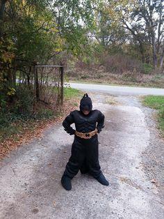 my grandson batman costume