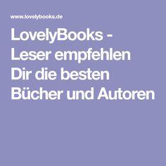 LovelyBooks - Leser empfehlen Dir die besten Bücher und Autoren
