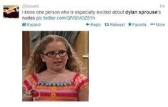 The 19 Best Reactions To Dylan Sprouse's Nude Pics