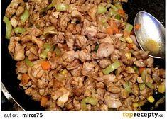 Fried Rice, Fries, Pizza, Ethnic Recipes, Nasi Goreng, Stir Fry Rice