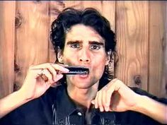 How to Play the Harmonica: Bending Notes on Harmonica [Video]