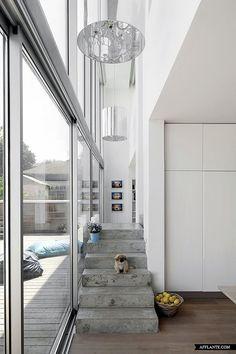 even yehuda house, tel aviv/sharon neuman architects  via: afflante