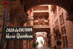 Porto Alegre:(RS) - Brasil - Casa de Cultura Mario Quintana