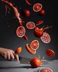 levitation oranges
