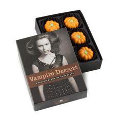 Potwornie słodkie czekoladowe dyńki! #chocolate #chocolissimo #halloween