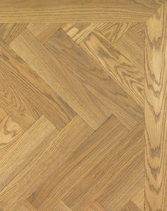 eiken houten vloer visgraat grijs