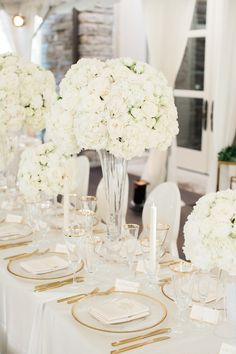 16 best hydrangea wedding centerpieces images dream wedding rh pinterest com