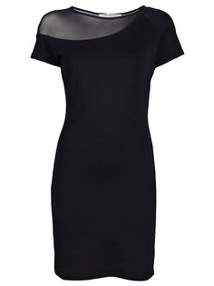 Sheer Collar Dress from Laugh Cry Repeat