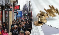 UK retail sales hit biggest monthly fall in four years