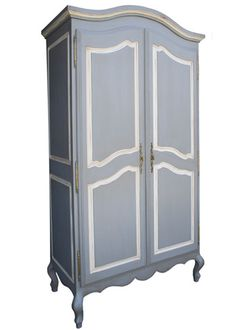 Home - Nursery - Decor - Newport Cottages Provence Collection Armoire with Drawers