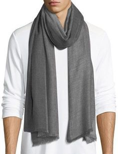19andreas47 Cashmere Chess Diamond-Pattern Scarf
