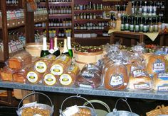 Amana Colonies, Amana, Iowa.....they have soo many handmade items and shops....can't wait to stop by and take a tour!!!!