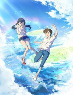 Anime Watch, All Anime, Anime Love, Makoto Shinkai Movies, Streaming Anime, Live Backgrounds, Kimi No Na Wa, Ghibli Movies, Harry Potter