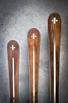 Zai | Making custom made skis in the Grisons, Switzerland