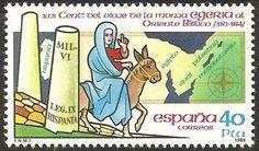 En el año 384, una mujer escribió en su cuaderno de viajes: «Como soy un tanto curiosa, quiero verlo todo». Se llamaba Egeria y entre los años 381 y 384 cruzó tres continentes, recorrió más de 5.000 kilómetros, en su mayor parte a lomos de un burro (o de una mula) y hoy es considerada […]
