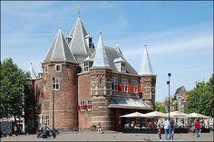 De Waag op de Nieuwmarkt  Amsterdam