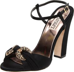 Badgley Mischka Women's Jeweled Sandal *** Check out this great product.
