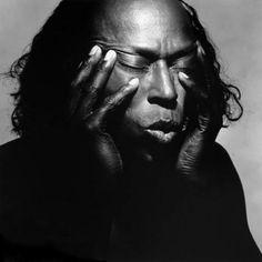 Miles Davis by Irving Penn