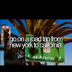 this would be an amazing experience... and allow me to accomplish most of the visit every state thing… i did the opposite cross-country road trip. Washington to Florida. so i'm gonna say DONE