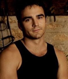 Dustin Clare from one if my favorite shows, McLeod's daughters