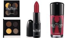 MAC Cosmetics introduces their newest limited edition makeup collection for Disney's Maleficent movie. The Maleficent makeup collection is inspired by Angelina Jolie's latest movie, where she plays the evil villain from Sleeping Beauty. Best Mac Makeup, Best Makeup Brushes, Best Makeup Products, Maleficent Makeup, Disney Makeup, Smokey Eye Makeup, Skin Makeup, Beauty Makeup, Beauty Bar