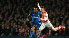 #Monaco_with_a_stunning 3-1 victory over Arsenal Monaco thrashed Arsenal when they were to progress into quarter final competition in a Champions league tournament.