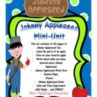 This is a mini-unit with over 40 pages of activities themed around Johnny Appleseed.   This unit contains:   -ABC Order Kit  -Bubble Maps (Johnny Appl...