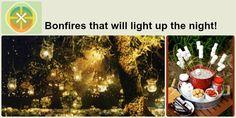 Bonfires | Bonfire Party Ideas | Snappening.com