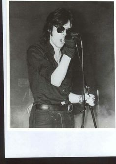 """sisters-of-nephilim: """"Andrew Eldritch 1984 (USA Tour) """" Z Music, Goth Music, The Sisters Of Mercy, Late 80s Music, Patricia Morrison, Andrew Eldritch, 80s Goth, Goth Bands, Siouxsie & The Banshees"""