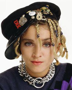 Madonna. Richard Corman.1983