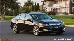 Acura RLX Sedan 2017 price, review, specs & features - fairwheels.com