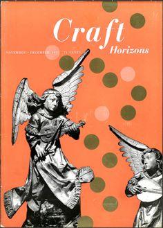 Craft Horizons magazine November/December 1955 (Volume 15, Number 6)