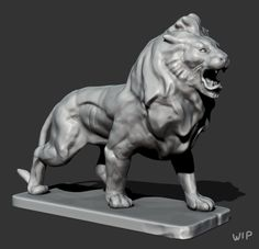 stone_lion_cvbtruong_wip1