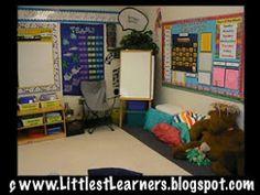 Littlest Learners / Clutter-Free Classroom Blog: A TROPICAL / BEACH / OCEAN THEME