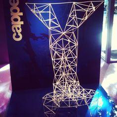 CAPPELLINI Pylon chair by Tom Dixon