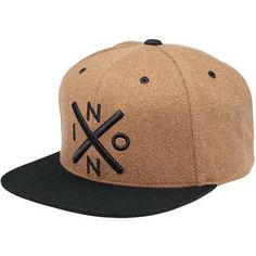 20% off Nixon, ends today! Exchange Wool Snap Back Hat (Men's) #NixonWatches&Gear at RockCreek.com