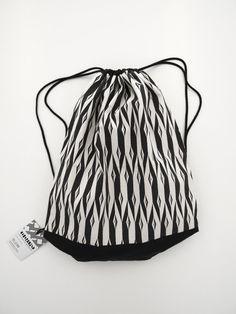 Sportstasche  Muster 12    Baumwollkordel von ColorblindPatterns