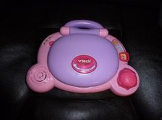 Vtech Baby Learning Laptop Educationa Toy Pink