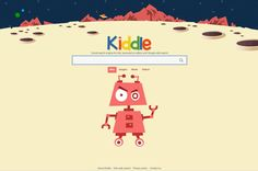 Kiddle is a safe search engine specially aimed at children
