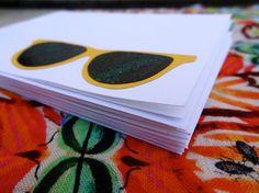 Wayfarer notecards