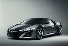 2015 Acura NSX will be coupe car