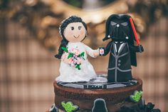 Casamento temático de Michelle e Fred | Star Wars