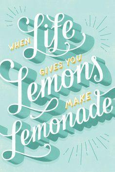 Hand-Lettering by Lauren Hom | Inspiration Grid | Design Inspiration